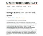 Magdeburg Kompakt